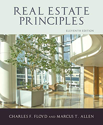 Price comparison product image Real Estate Principles,  11th Edition