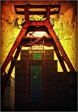 Poster 100 x 130 cm: Zeche Zollverein von Nova Art -