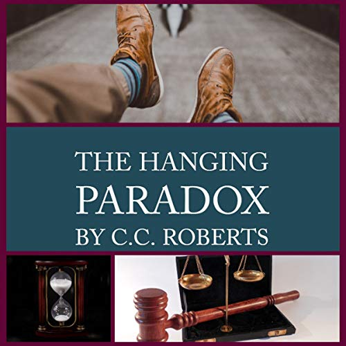 The Hanging Paradox audiobook cover art