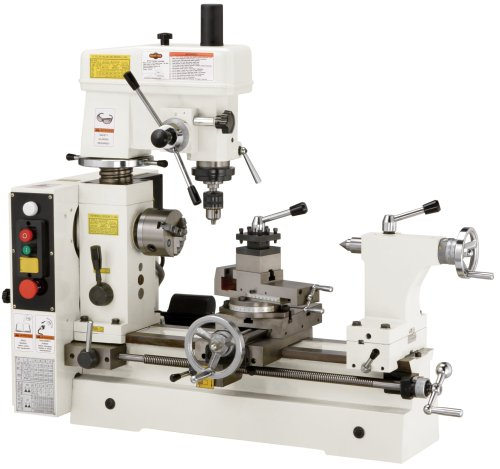 Shop Fox M1018 Combo Lathe/Mill