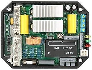 DSENIW QIDOFAN Motor Regulador de Voltaje Simple/trifásico Generador de sobretensión DC80V UVR6 automática