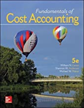 Best fundamentals of cost accounting 5th edition Reviews