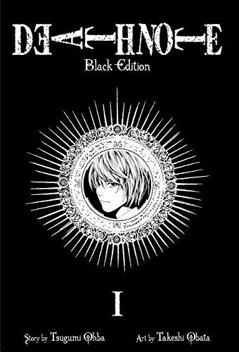 Death Note Black Edition, Vol. 1: Volume 1