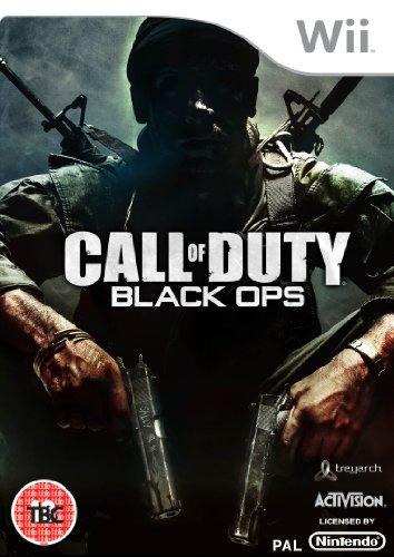 Call of Duty: Black Ops (Wii) [Edizione: Regno Unito]
