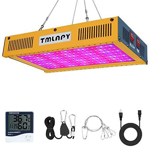 5 | TMLAPY 2000W LED Plant Grow Light - Full Spectrum LED Plant Growing Lamp