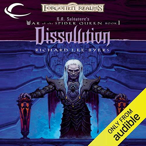 Dissolution cover art