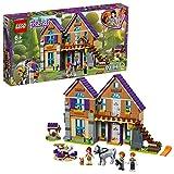 LEGO Friends - Casa de Mia, casa de muñecas divertida para construcción, incluye mascotas (41369)