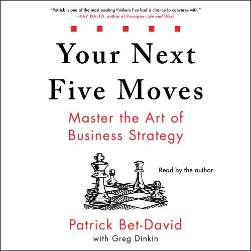 Your Next Five Moves cover art