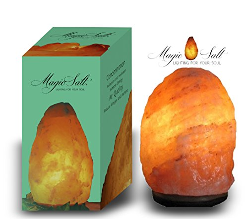 Himalaya zoutlamp 4-6 kg. Magic SLT LIGHTING VOOR YOUR SOUL®