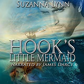 Hook's Little Mermaid audiobook cover art
