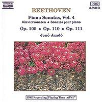 Beethoven: Piano Sonatas 30