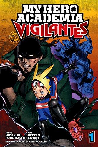 My Hero Academia: Vigilantes, Vol. 1 (English Edition)