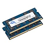 """32.0GB (2 x 16.0GB) 2400MHZ DDR4 SO-DIMM PC4-19200 260 Pin CL17 Memory Upgrade for Mid 2017 iMac 27"""" w/ Retina 5K models and PCs which utilize PC4-19200 SO-DIMM Memory Upgrade Kit For iMac 27"""" 2017 with Retina 5K display with processors: 27"""" i5 3.4GH..."""
