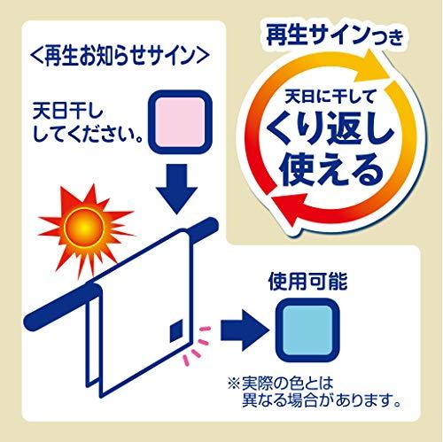 ドライペット除湿剤ぐんぐん吸いこむ大判シートくりかえし再生タイプ2枚入押入れクローゼット用湿気取り