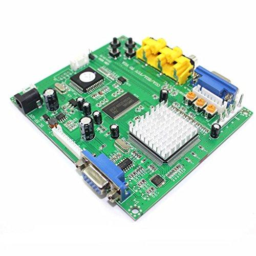 Alftek GBS8200 CGA / EGA / YUV / RGB zu VGA Arcade Spiel HD Video Converter Board