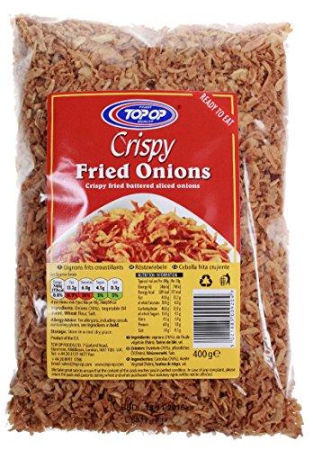 Top-Op Crispy Fried Onions 400 g
