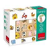 Goula - Domino granja - Juego preescolar educativo a partir de 2 años