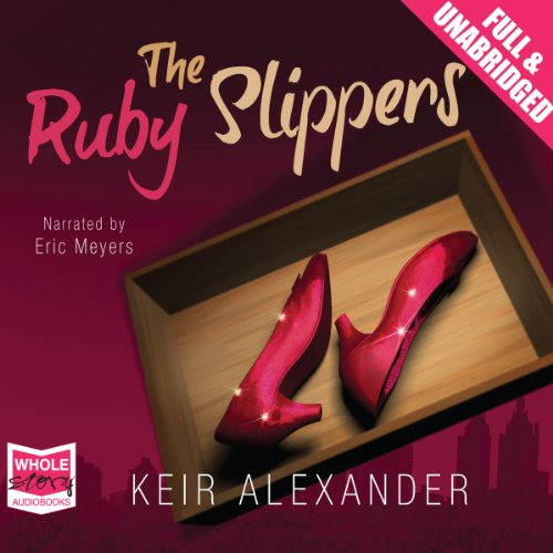 The Ruby Slippers audiobook cover art