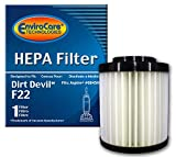 EnviroCare Premium Replacement Vacuum Cleaner HEPA Filter for Dirt Devil Aspire Uprights. Style F22