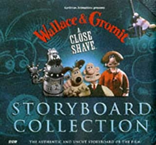 Wallace and Gromit: Storyboard Collection: A Close Shave (Wallace & Gromit) by Nick Park (13-Nov-1997) Hardcover