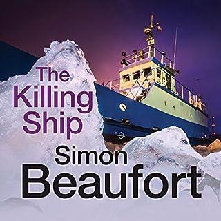 The Killing Ship audiobook cover art