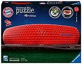 Ravensburger 3D Puzzle 12530 - Allianz Arena bei Nacht - 216 Teile