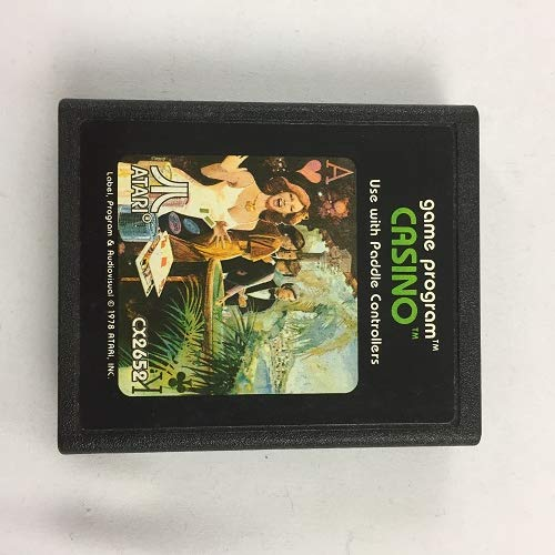 Casino CX2652 Atari VCS 2600