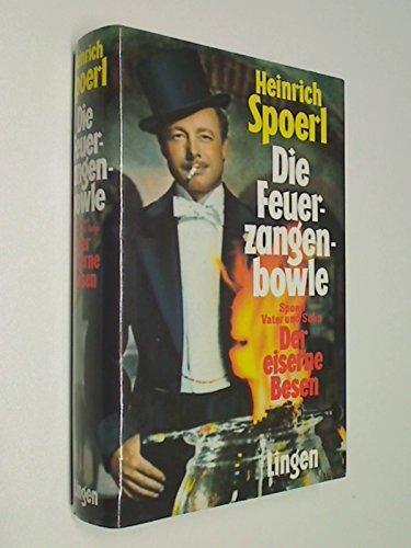 Die feuerzangen Bowle und der eiserne Besen Sonderausgabe, Heinz Rühmann Foto-Cover