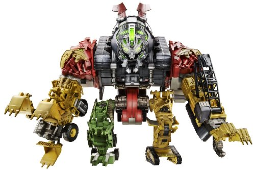 Transformers Movie 2 Combiner - Construction Devastator