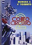 Corto circuito 2 [Italia] [DVD]