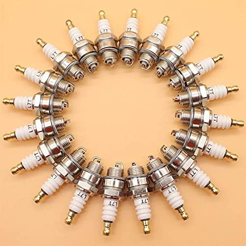 20 piezas bujía para STIHL 017018021023024025026 MS 170180190 200T 260261270280 TS 400460360350510760 motosierra