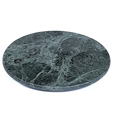 Evco International Creative Home 74078R Marble Trivet, Green