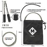 Zoom IMG-1 matyfix kit professionale corda per