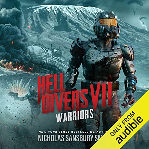 Hell Divers VII: Warriors cover art