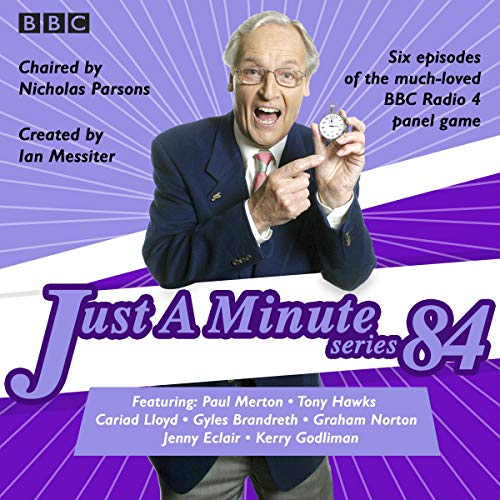 Just a Minute: Series 84 cover art