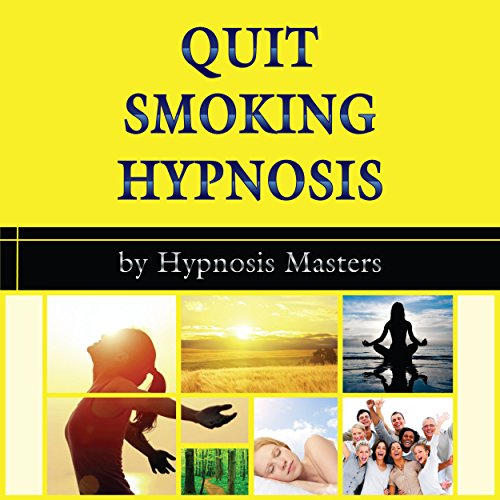 Quit Smoking Hypnosis  By  cover art