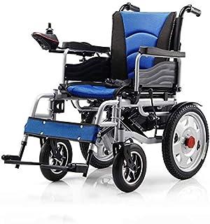 Yuzhonghua La movilidad silla de ruedas eléctrica plegable ancianos aprobado ayuda plegado compacto, ligero llevar sillas de ruedas eléctricas, sillas de ruedas eléctricas, sillas de ruedas eléctricas
