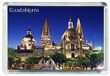 DreamGirl I246 Guadalajara Jumbo Imán para Nevera Mexico Travel Fridge Magnet