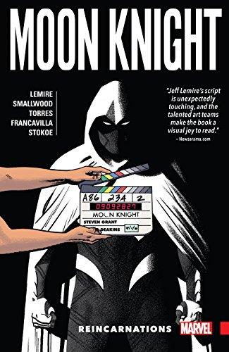 Moon Knight Vol. 2: Reincarnations (Moon Knight (2016-2017)) (English Edition)
