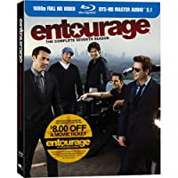 Entourage: The Complete Seventh Season [Blu-ray] [Import]