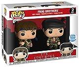 Funko Pop PELÍCULAS: LOS NIÑOS Perdidos - Frog Brothers 2-Pack