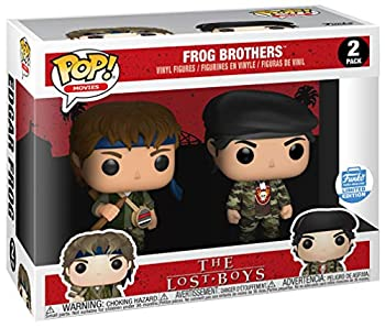 Funko Pop Movies  The Lost Boys - Frog Brothers 2-Pack