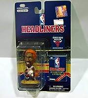 絶版品NBA RODMAN 橙 カタログ付き