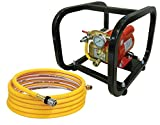Reed Tool EHTP500C Electric Hydrostatic Test Pump, 110V, Single Phase 50/60 Hz with Cage