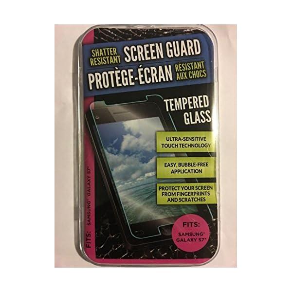 Brand New Protege-Ecran Screen Gaurd Tempered Glass for Samsung Galaxy S7