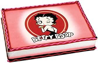 1/4 Sheet - Betty Boop Birthday - Edible Cake/Cupcake Party Topper!!!
