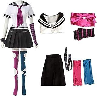 Super Danganronpa 2 Ibuki Mioda Cosplay Costume Full Set