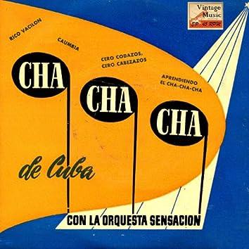 """Vintage Cuba Nº 44 - EPs Collectors """"Cha Cha Cha De Cuba"""""""