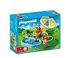 PLAYMOBIL 4140 - Compact Set Piscina para Niños