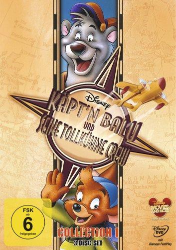 und seine tollkühne Crew - Collection 1 (3 DVDs)